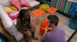 Big Brother 2015 Spoilers - Live Feeds - 6:28:2015 - 3