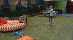 Big Brother 2015 Spoilers - Live Feeds - 6:28:2015 - 6