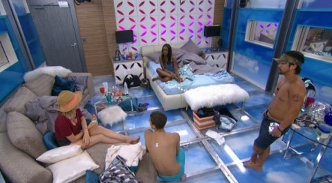Big Brother 2015 Spoilers - Week 1 - Power of Veto Results