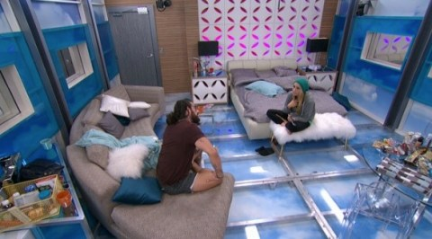 Big Brother 2015 Spoilers - 7-25-2015 Live Feeds Recap 8