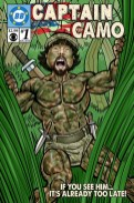 Big Brother 2015 Spoilers - Comic Book Covers - James
