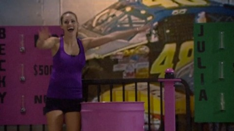 Big Brother 2015 Spoilers - Week 7 HOH Comp 9