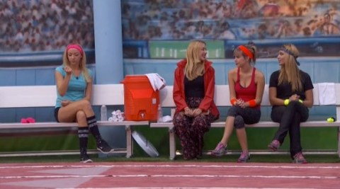 Big Brother 2015 Spoilers - Week 9 HOH Comp 2