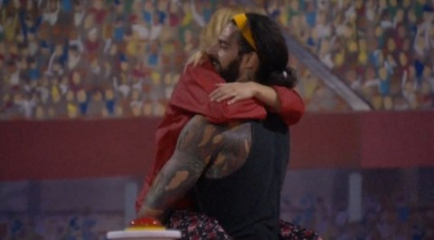 Big Brother 2015 Spoilers - Week 9 HOH Comp 6