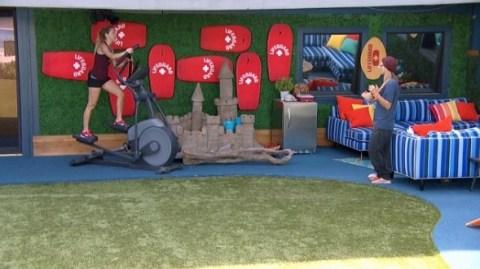 Big Brother 2015 Spoilers - 9-21-2015 Live Feeds Recap