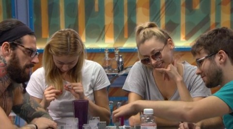 Big Brother 2015 Spoilers - 9-9-2015 Live Feeds Recap 4