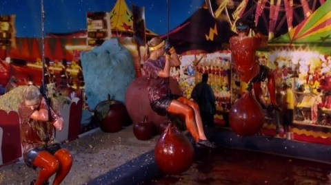 Big Brother 2015 Spoilers - Round 1 Final HOH Comp 13
