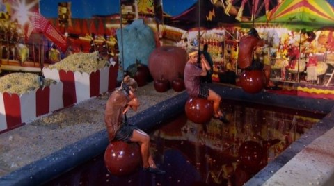 Big Brother 2015 Spoilers - Round 1 Final HOH Comp 16