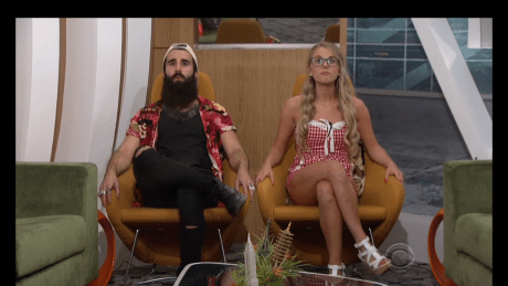 BB18 Finale-Nicole and Paul