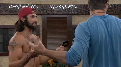 Big Brother 2016-Victor Arroyo and Corey Brooks