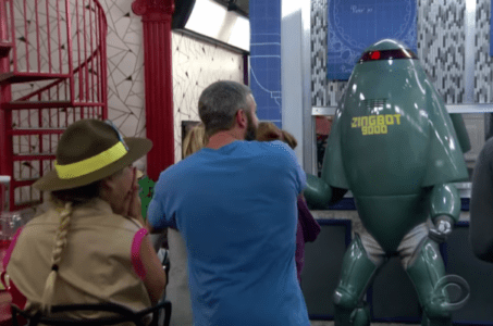 Big Brother 19 Live Recap Episode 27 - Zingbot Visits!