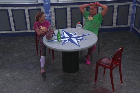 Big Brother 19 Live Feeds Recap Week 12 - Thursday