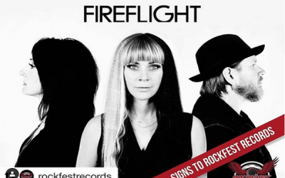 FireFlight signs to RockFest Records