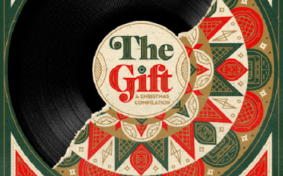 "116's ""The Gift: A Christmas Compilation"" is Available Now."