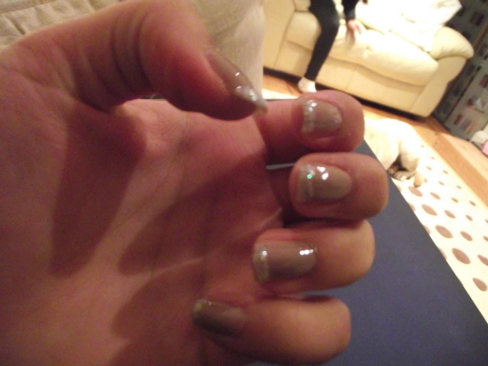 Glitter tips (3/3)