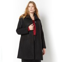 Flared Coat Taillissime at La Redoute