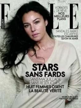 Elle Magazine Cover Stars Sans Fards 2