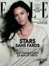 Elle Magazine Cover Stars Sans Fards 1