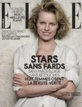 Elle Magazine Cover Stars Sans Fards 3