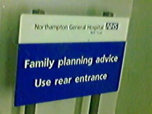 Family Planning Advice Northampton