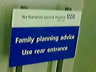 Family Planning Advice Northampton