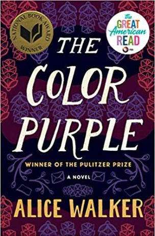 The Color Purple - black history books on kindle