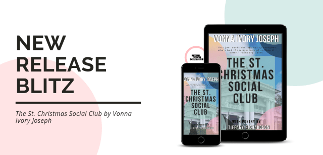 Release Blitz: The St. Christmas Social Club by Vonna Ivory Joseph