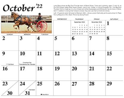Mischka 2022 Calendar