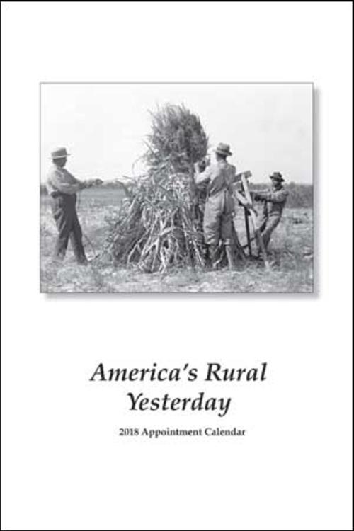 America's Rural Yesterday Calendar