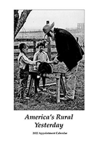 Rural Yesterday Engagement Calendar