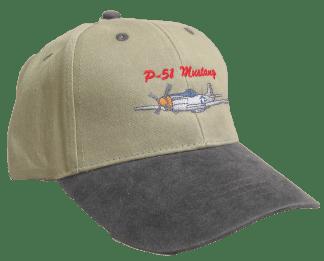 P-51 Mustang Cap