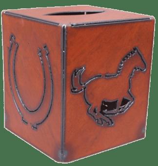 Horse Tissue Box