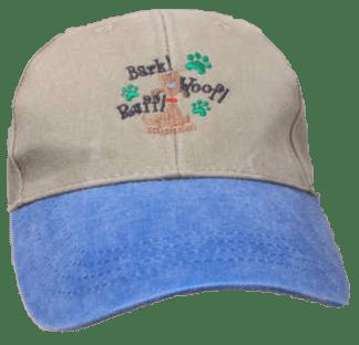 Bark Woof Ruff Cap