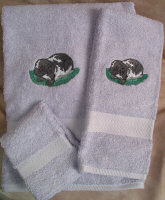 Domesticated Animal Towels