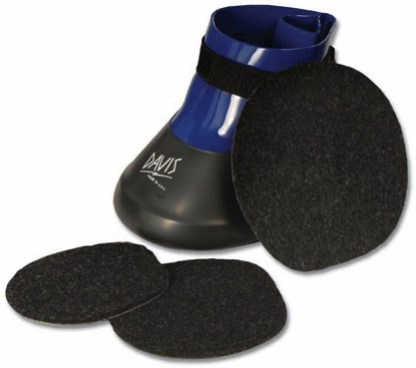 Davis Hoof Boot and Therapeutic Pad