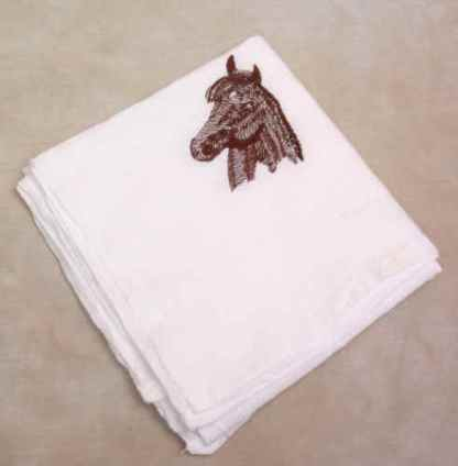 Morgan Head Dish Towel