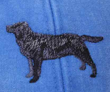 Retriever Black Silhouette