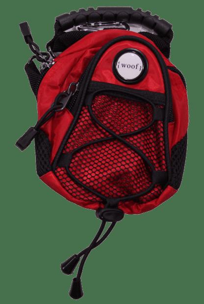 Woof Durable Nylon Mini Day Pack - Dog Design