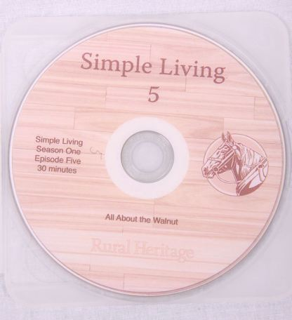 Simple Living 5