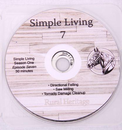 Simple Living 7