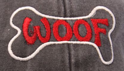 Woof Dog Cap