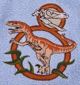 Deinonychus Dinosaur Design