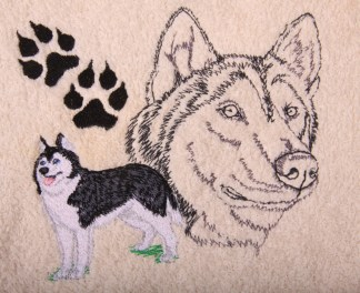 Dog and Puppy Towels
