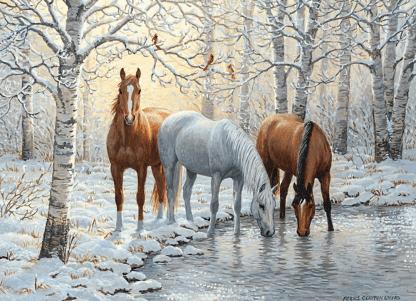 Winter Trio Puzzle