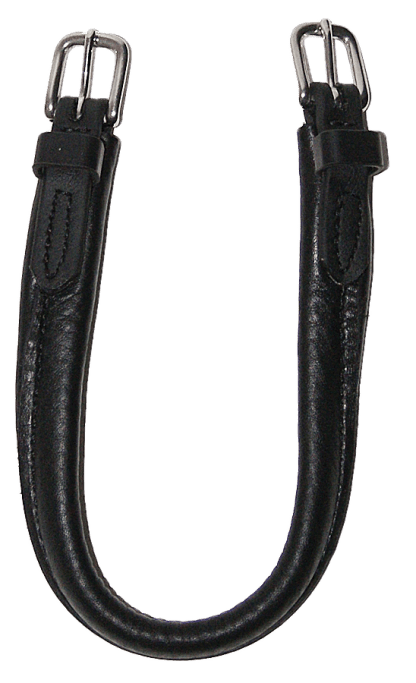 leather crupper