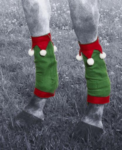 Elf Leg Wraps