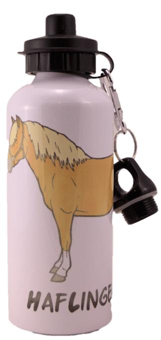 Haflinger Water Bottle
