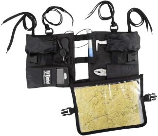 Cashel Black Trail Riding Kit - One Size English or Western