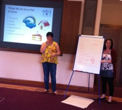 The project also includes Family Sign Language courses.