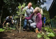 But Colin Glen Trust has reclaimed and transformed the park into a beautiful forest that is an invaluable resource for involving young people in their community.
